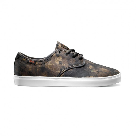 Vans OTW x Hyperstealth Camo Pack for Fall 2013