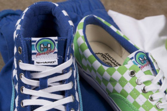 Vans x Haro Now Available