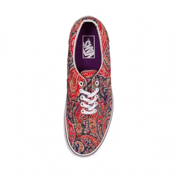 Vans x Liberty Art Fabrics Available Now