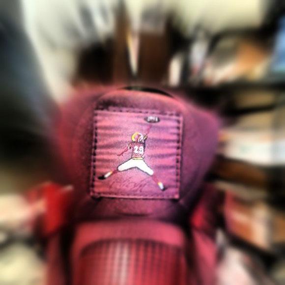AJ4 Redskins Customs