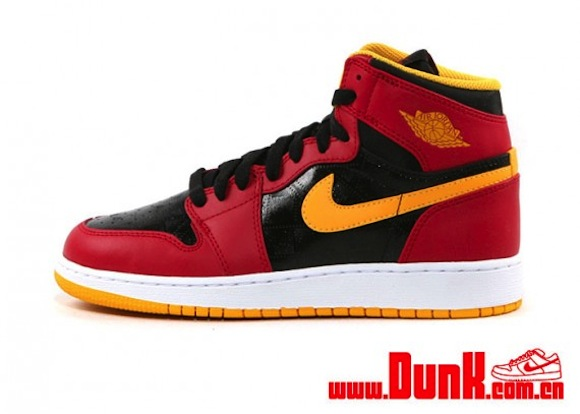 Air Jordan 1 Retro Hi OG GS Highlight Reel Upcoming Release