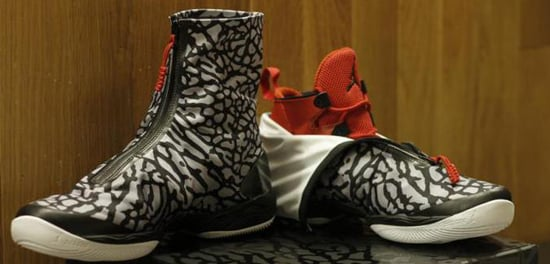 Air Jordan XX8 Elephant Print Cement/Black – New Images