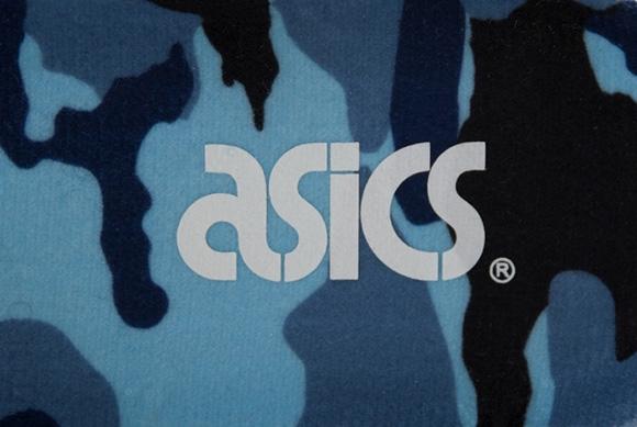 Asics  Captains Blue