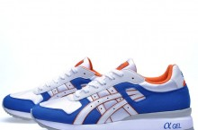 Asics GT-II (White/Blue/Orange) – Now Available