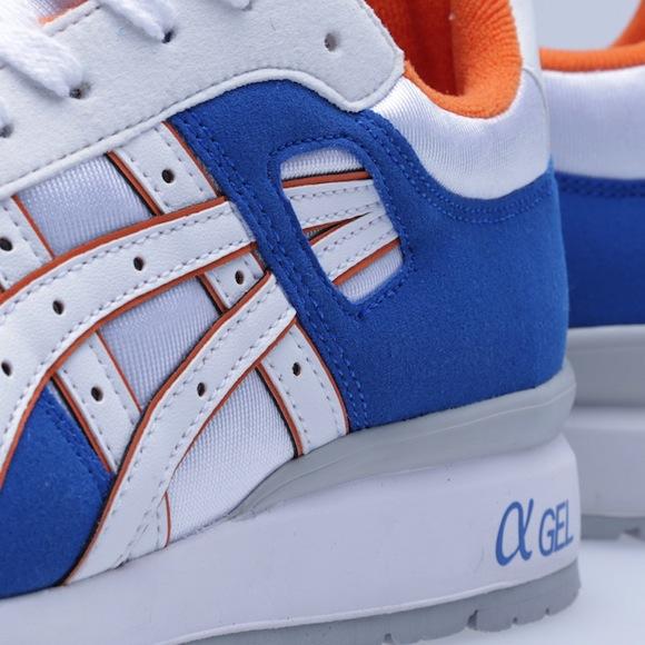 Asics GT II White Blue Orange Now Available