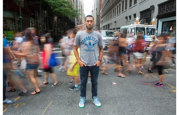 Clint Dempsey in Spizikes