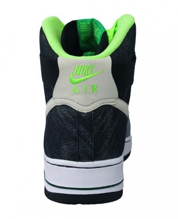 Nike Air Force 1 High 07 Vintage Green Available Now