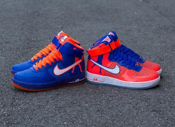 Nike Air Force 1 High Sheed Roscoe Pack