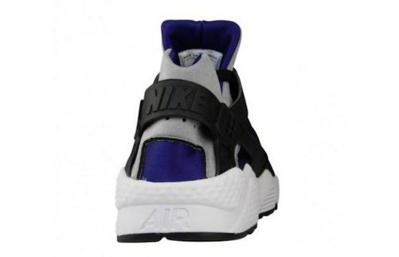 Nike Air Huarache LE Deep Royal Black Wolf Grey