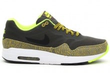 Nike Air Max 1 Tape (Black/Parachute Gold) – New Release