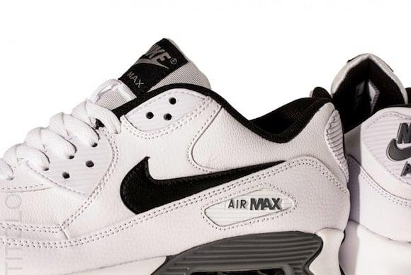 Nike Air Max 90 Essential LTR (WhiteBlack) New Release