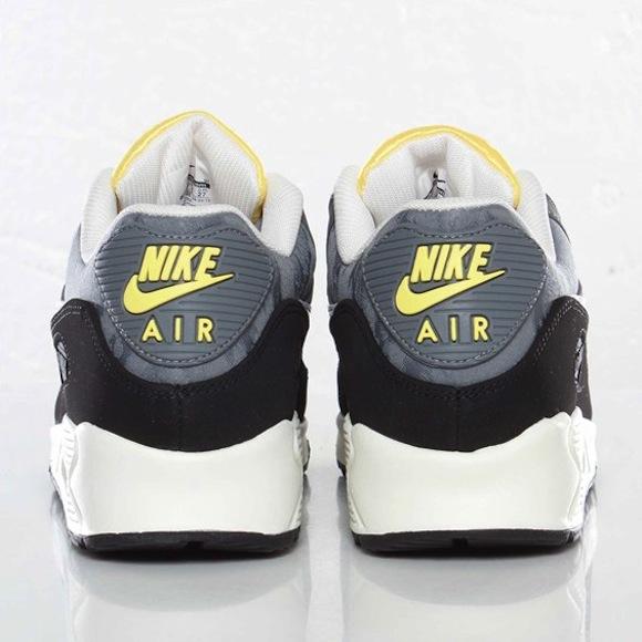 Nike Air Max 90 Premium Sail White Cool Grey Now Available
