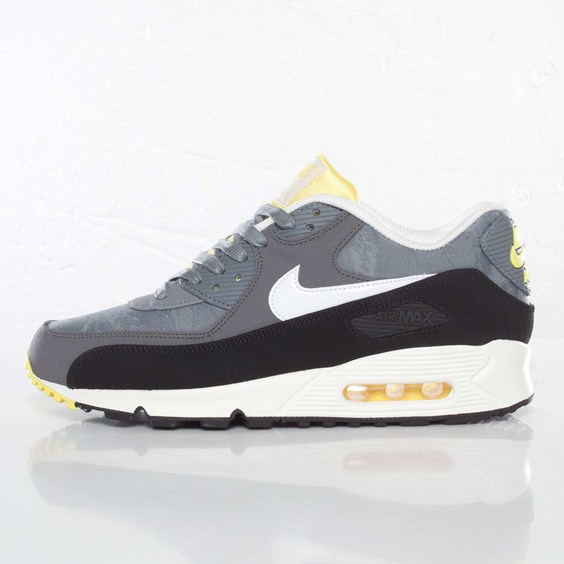 Nike Air Max 90 Premium Sail White Cool Grey Now Available