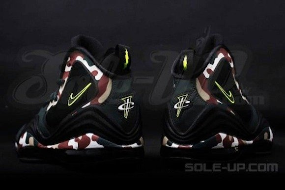 Nike Air Penny V Camo New Release