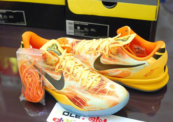Nike Kobe 8 Shanghai