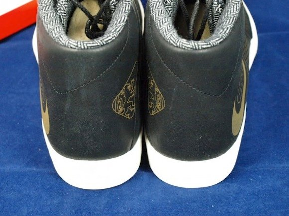 Nike Lebron X NSW Lifestyle Black Sail New Release