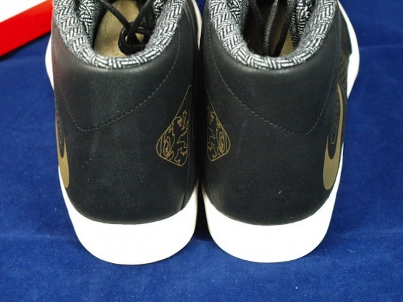 Nike Lebron X NSW Lifestyle Black Sail New Release