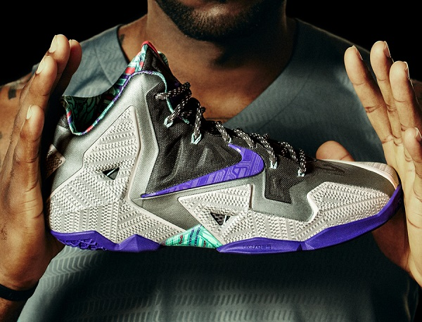 Nike Lebron XI Terracotta Warrior – First Look