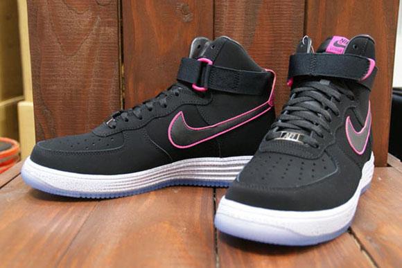 Nike Lunar Force Hi 1 NYC New Release