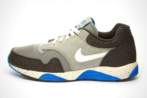 Nike Lunar Terra Safari Gray Blue New Release