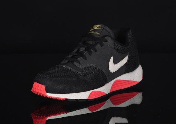 Nike Lunar Terra Safari Infrared Detailed Images