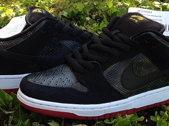 Nike SB Dunk Low Snakeskin 2014 Release