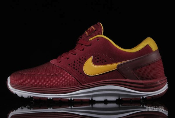 Nike SB Lunar Rod Team Red Now Available