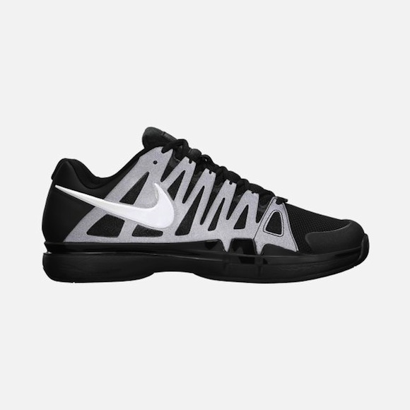Nike Zoom Vapor 9 LE Black Reflective New Release