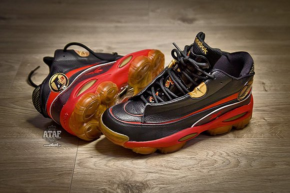 Reebok Answer DMX 10