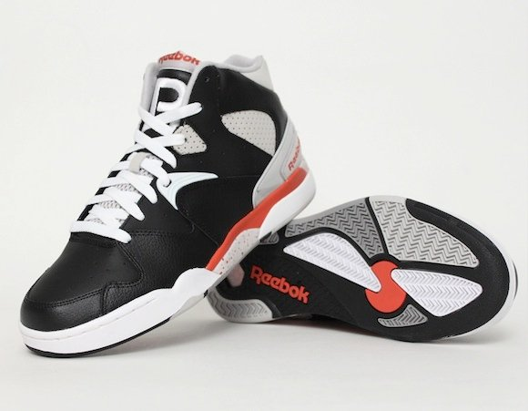 Reebok Classic Jam Black Orange New Release