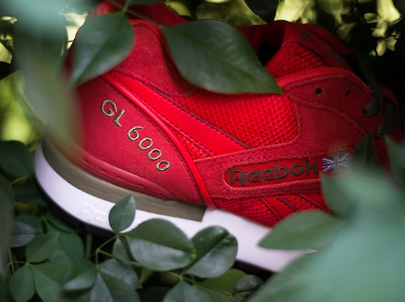 Reebok GL6000 Red Olive New Release