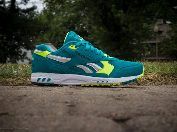 Reebok Inferno OG Neon Sign Teal