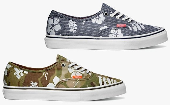 Vans Vault Authentic Aloha Pack Upcoming Release