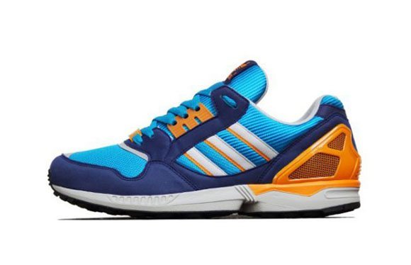 adidas Originals ZX 9000 OG Blue Orange