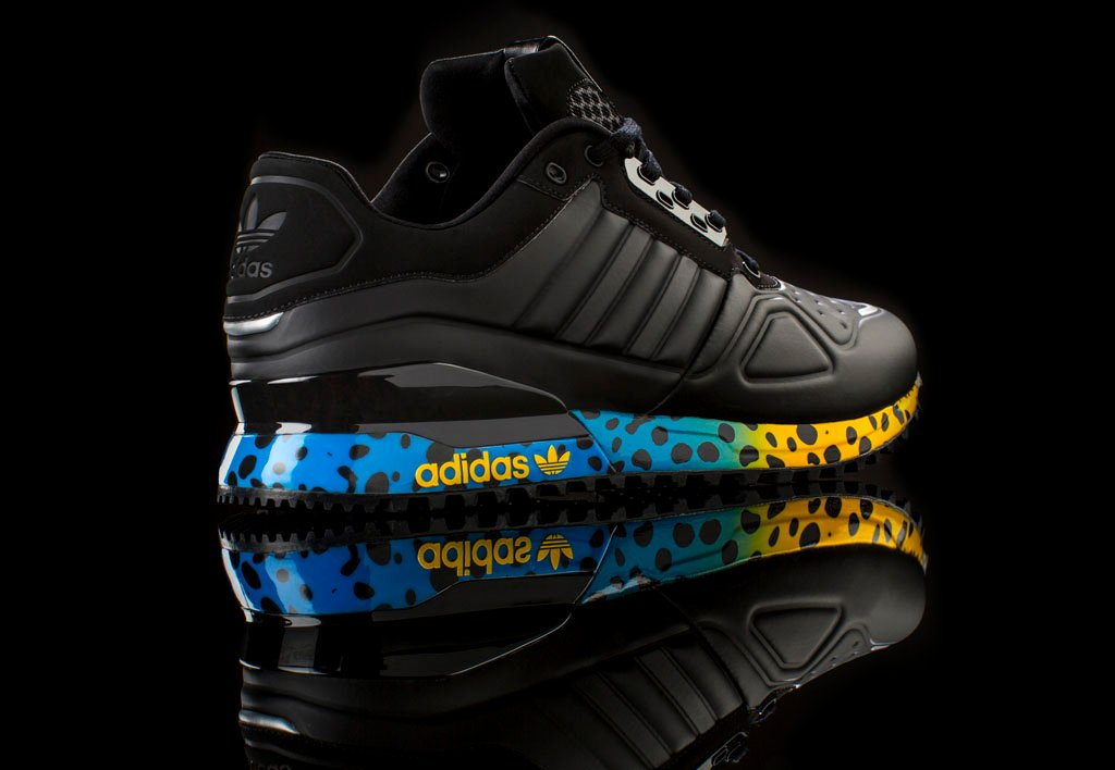 sports shoes a14ec a3a88 adidas Originals T-ZX Runner + TS Lite AMR Pack | SneakerFiles
