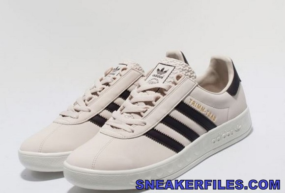 best website 115d3 41dd8 adidas Trimm Trab Size Exclusive Bliss Navy Available Now