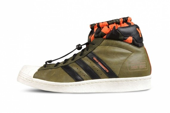 adidas Y-3 Fall/Winter 2013 Footwear Collection
