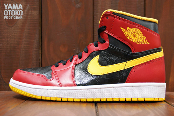 Air Jordan 1 Retro High OG Atlanta Hawks Yet Another Look