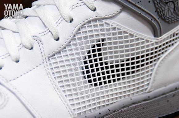 Air Jordan I 1 89 White Cement Release Info