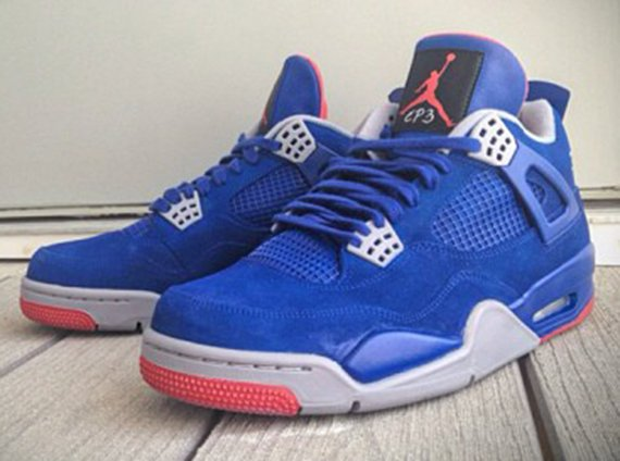 Air Jordan IV CP3 by Mache Customs