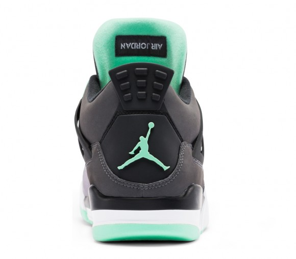 Air Jordan IV Green Glow Official Images