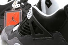 "Air Jordan Retro IV ""Fear"" – Yet Another Detailed Look"