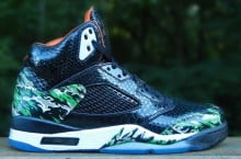 Air Jordan V (5) 'Best of Both Worlds' Custom