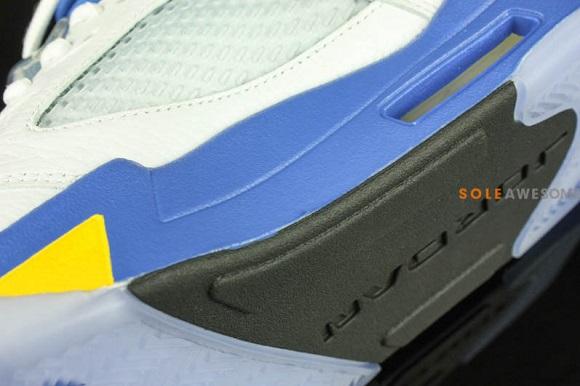 Air Jordan V 5 Retro Laney Detailed Look