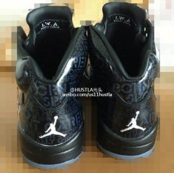 Air Jordan V Doernbecher First Look