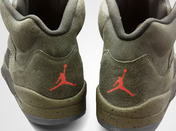 Air Jordan V Fear Another Round of Images