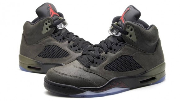 Air Jordan V Fear Yet Another Look