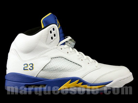 Air Jordan V Laney Another Look