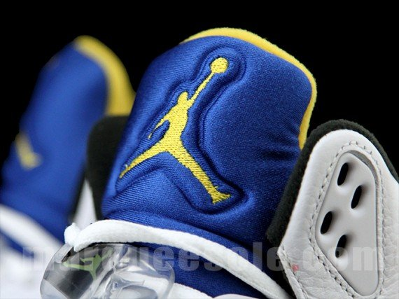 Air Jordan V Laney Another Look