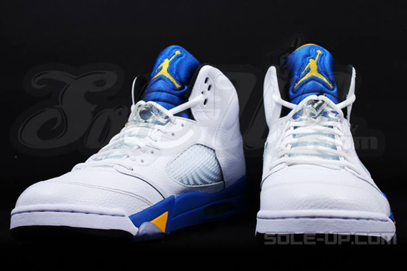 Air Jordan V Laney Release Date